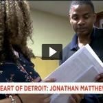 The local principal inspiring change in the Heart of Detroit!